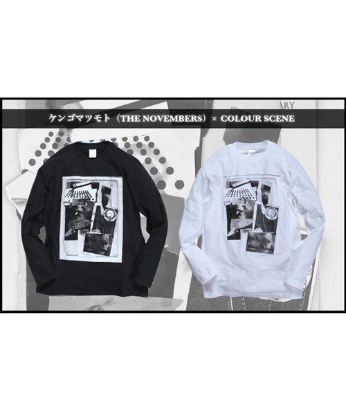 Official Artist Goods / バンドTなど |MERZ(THE NOVEMBERS) × SIDEMILITIA(2色展開)  CREWNECK SWEAT 商品画像14
