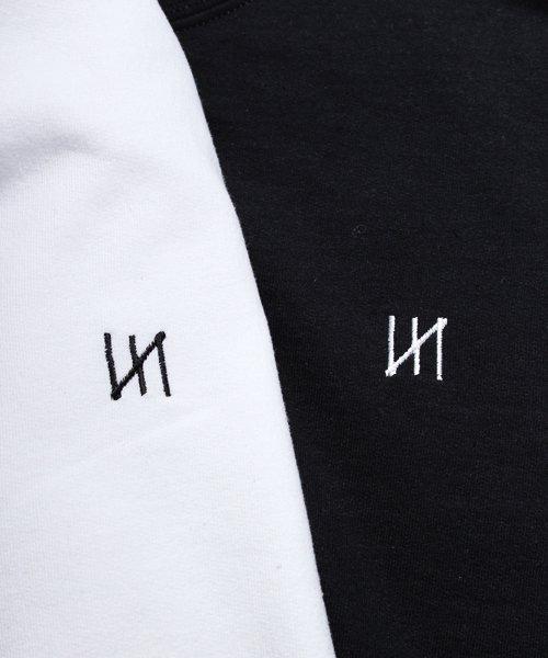 Official Artist Goods / バンドTなど |MERZ(THE NOVEMBERS) × SIDEMILITIA(2色展開)  CREWNECK SWEAT 商品画像3