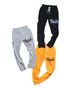"RALEIGH:REDMOTEL<br>【 THE R.L.G ""ポリスとコソ泥"" PRISONER SWEAT PANTS (2018Ver.) 】"