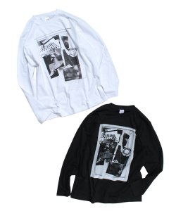Official Artist Goods / バンドTなど / ケンゴマツモト(THE NOVEMBERS) × COLOURSCENE(2色展開)  LIMITED LONG SLEEVE T-SHIRTS