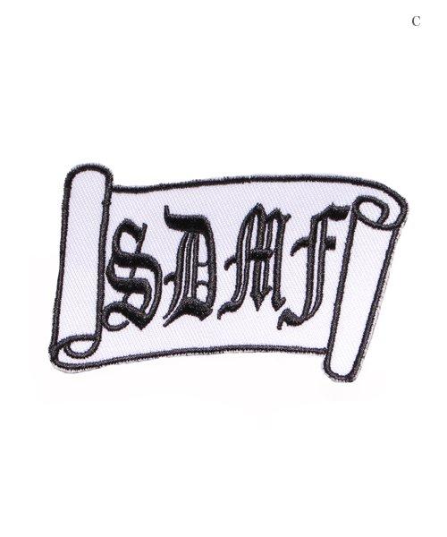 Official Artist Goods / バンドTなど |BLACK LABEL SOCIETY / ブラック レーベル ソサイアティ:BIG EMBROIDERY WAPPEN 商品画像3