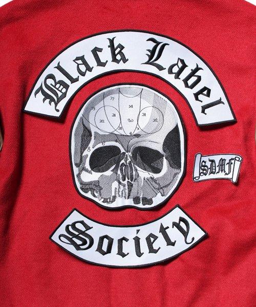 Official Artist Goods / バンドTなど |BLACK LABEL SOCIETY / ブラック レーベル ソサイアティ:BIG EMBROIDERY WAPPEN 商品画像5