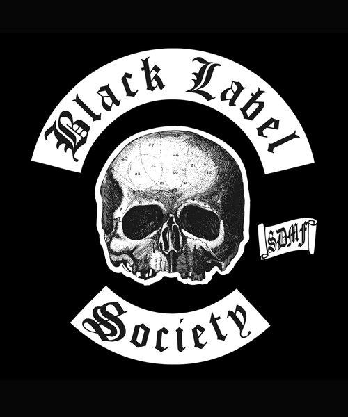 Official Artist Goods / バンドTなど |BLACK LABEL SOCIETY / ブラック レーベル ソサイアティ:BIG EMBROIDERY WAPPEN 商品画像7