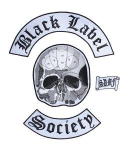 Official Artist Goods / バンドTなど / BLACK LABEL SOCIETY / ブラック レーベル ソサイアティ:BIG EMBROIDERY WAPPEN
