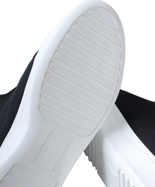 OTHER BRAND / その他ブランド |Enhance Element / エンハンス エレメント MESH Hi-CUT SLIP-ON SHOES:メッシュハイカットスリッポン 商品画像11