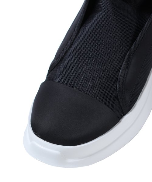 OTHER BRAND / その他ブランド |Enhance Element / エンハンス エレメント MESH Hi-CUT SLIP-ON SHOES:メッシュハイカットスリッポン 商品画像8