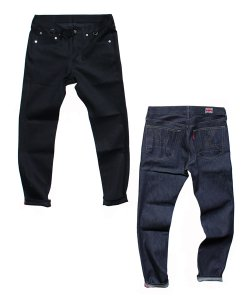 "RALEIGH:REDMOTEL(2色展開)<br>【 RALEIGH jean 激情シリーズ第二章 ""1-2-3-4!!!"" BLITZKRIEG DENIM PANTS 】"