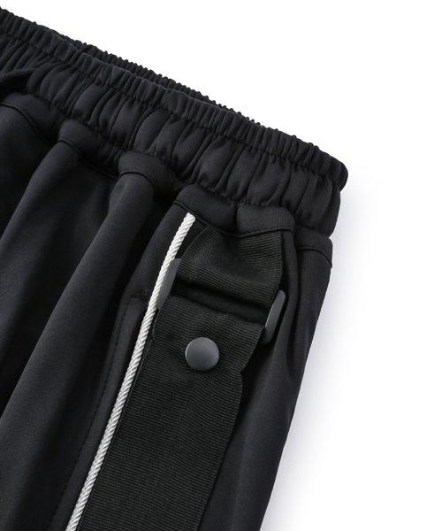 NIL DUE / NIL UN TOKYO / ニル デュエ / ニル アン トーキョー | ROPE PIPING SPLIT WIDE PANTS 商品画像2