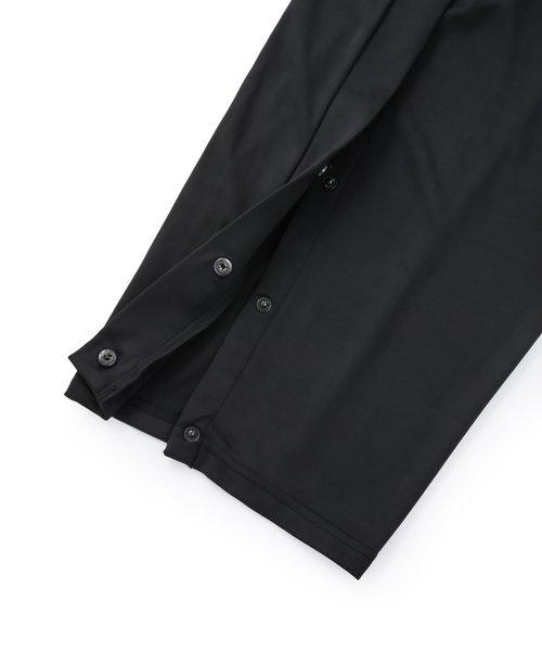 NIL DUE / NIL UN TOKYO / ニル デュエ / ニル アン トーキョー | ROPE PIPING SPLIT WIDE PANTS 商品画像4