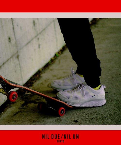 NIL DUE / NIL UN TOKYO / ニル デュエ / ニル アン トーキョー |LEATHER TAG SKINNY PANTS 商品画像14