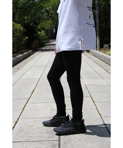 NIL DUE / NIL UN TOKYO / ニル デュエ / ニル アン トーキョー |LEATHER TAG SKINNY PANTS 商品画像23