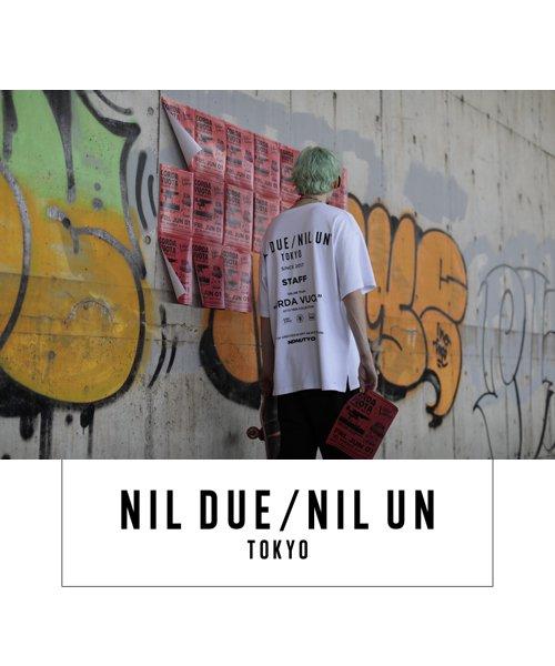 NIL DUE / NIL UN TOKYO / ニル デュエ / ニル アン トーキョー |LEATHER TAG SKINNY PANTS 商品画像26