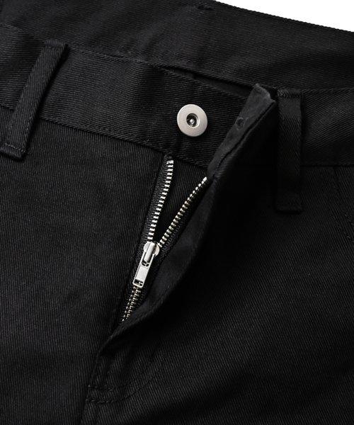 NIL DUE / NIL UN TOKYO / ニル デュエ / ニル アン トーキョー |LEATHER TAG SKINNY PANTS 商品画像29