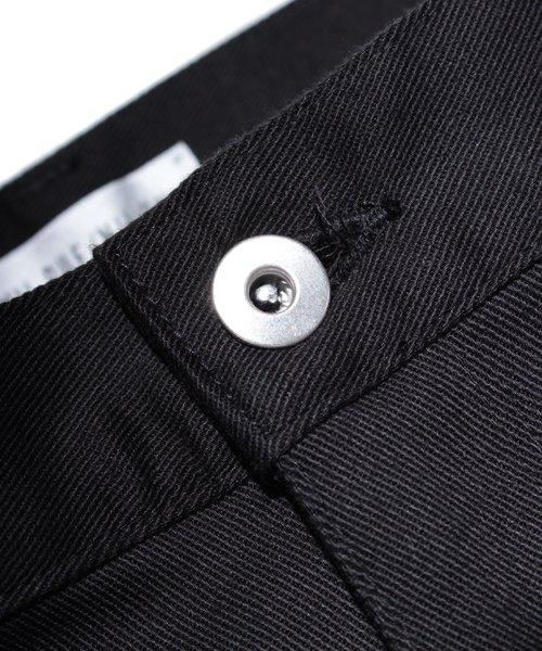 NIL DUE / NIL UN TOKYO / ニル デュエ / ニル アン トーキョー |LEATHER TAG SKINNY PANTS 商品画像4
