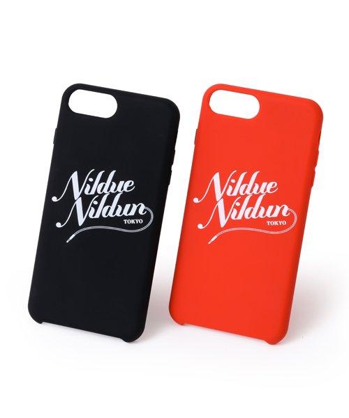NIL DUE / NIL UN TOKYO / ニル デュエ / ニル アン トーキョー    SILICON I PHONE CASE 商品画像