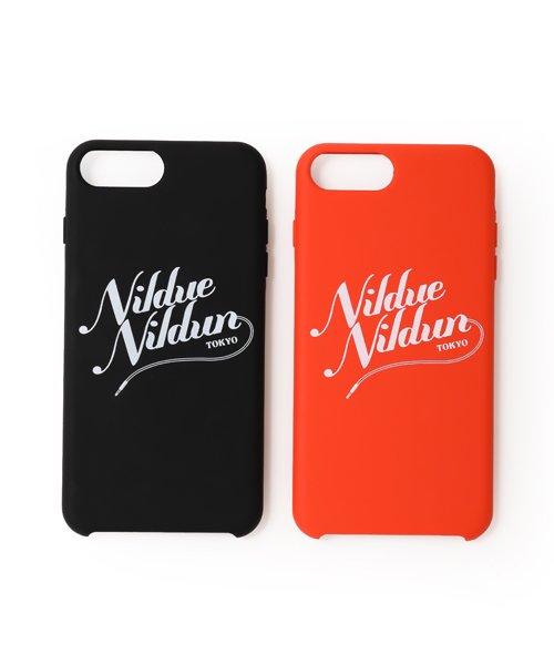 NIL DUE / NIL UN TOKYO / ニル デュエ / ニル アン トーキョー   SILICON I PHONE CASE 商品画像1