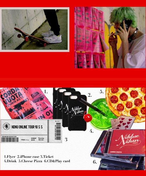 NIL DUE / NIL UN TOKYO / ニル デュエ / ニル アン トーキョー   SILICON I PHONE CASE 商品画像14