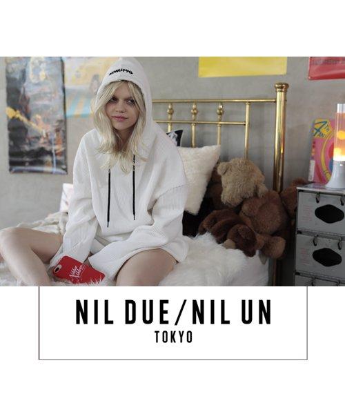 NIL DUE / NIL UN TOKYO / ニル デュエ / ニル アン トーキョー   SILICON I PHONE CASE 商品画像16
