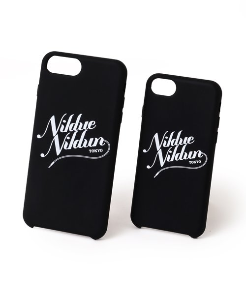 NIL DUE / NIL UN TOKYO / ニル デュエ / ニル アン トーキョー   SILICON I PHONE CASE 商品画像2