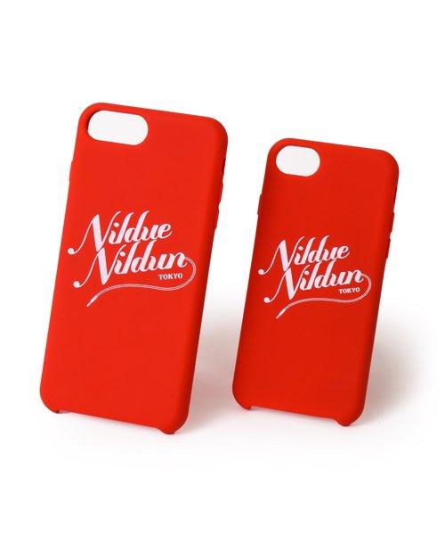 NIL DUE / NIL UN TOKYO / ニル デュエ / ニル アン トーキョー   SILICON I PHONE CASE 商品画像3