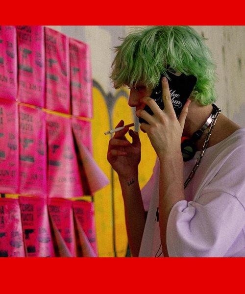NIL DUE / NIL UN TOKYO / ニル デュエ / ニル アン トーキョー   SILICON I PHONE CASE 商品画像8
