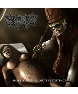 SLAMOPHILIAC<br>【 ABORTED INTO ABSOLUTE INEXISTENCE (輸入盤) 】