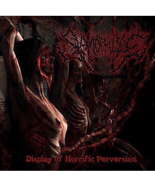 CD / DVD | SLAMOPHILIAC / スラモフィリアック:DISPLAY OF HORRIFIC PERVERSION (輸入盤CD) 商品画像