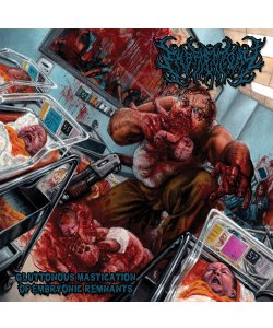 CD / DVD / EMBRYECTOMY / エムブリエクトミー:GLUTTONOUS MASTICATION OF EMBRYONIC REMNANTS (輸入盤CD)