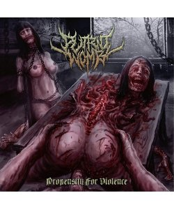 PUTRID WOMB<br>【 PROPENSITY FOR VIOLENCE (輸入盤) 】