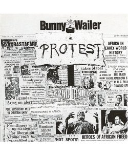 BUNNY WAILER<br>【 PROTEST (輸入盤:中古) 】