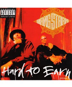 GANG STAAR<br>【 HARD TO EARN (輸入盤:中古) 】