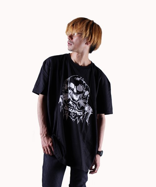 Official Artist Goods / バンドTなど |DISCHARGE / ディスチャージ:BORN TO DIE T-SHIRT (BLACK/RED) 商品画像11