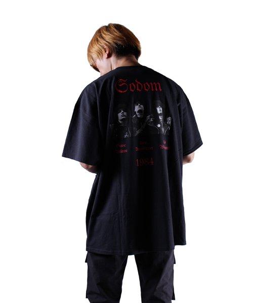 Official Artist Goods / バンドTなど  SODOM / ソドム:IN THE SIGN OF EVIL T-SHIRT (BLACK) 商品画像10