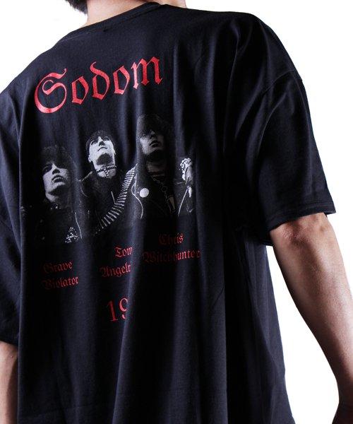 Official Artist Goods / バンドTなど  SODOM / ソドム:IN THE SIGN OF EVIL T-SHIRT (BLACK) 商品画像12