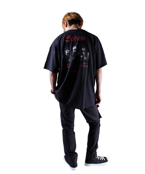 Official Artist Goods / バンドTなど  SODOM / ソドム:IN THE SIGN OF EVIL T-SHIRT (BLACK) 商品画像8