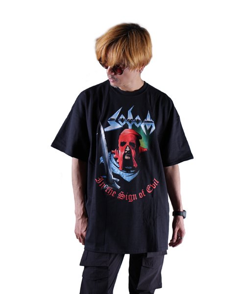 Official Artist Goods / バンドTなど  SODOM / ソドム:IN THE SIGN OF EVIL T-SHIRT (BLACK) 商品画像9