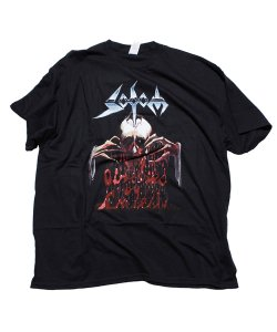 SODOM<br>【 OBSESSED BY CRUELTY T-SHIRT 】