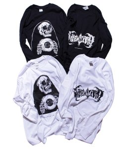 SIDEMILITIA inc.(4種類展開)<br>【 OFFICIAL LONG SLEEVE SHIRT (KENTA FRIDAYZ DESIGN)】
