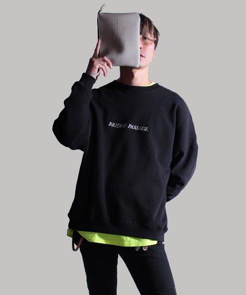 NIL DUE / NIL UN TOKYO / ニル デュエ / ニル アン トーキョー   LEATHER CLUTCH BAG / BEG 商品画像6
