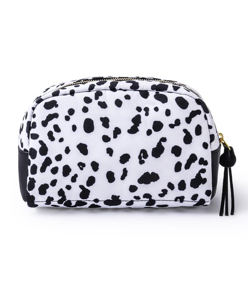 NIL DUE / NIL UN TOKYO / ニル デュエ / ニル アン トーキョー | LARGE LEATHER TAG POUCH / LEOPARD 商品画像2