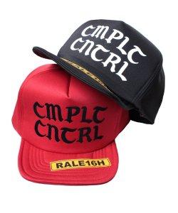 "RALEIGH:REDMOTEL<br>【 Red B.C.""CMPLT CNTRL"" BEAT MUSIC DYNAMITE CAP 】"