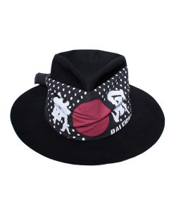 "RALEIGH:REDMOTEL<br>【 THE ORIGINAL GANGSTER ""A.K.A. PUNK ROCK WARLORD"" HAT 】"