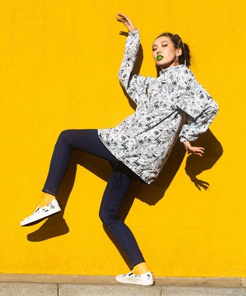 PIIT / ピット |荒木飛呂彦 × PIIT  ゴージャス☆アイリン / 2LAYER JKT 商品画像26