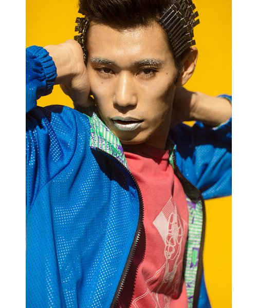 PIIT / ピット |荒木飛呂彦 × PIIT  ゴージャス☆アイリン / 2LAYER JKT 商品画像29