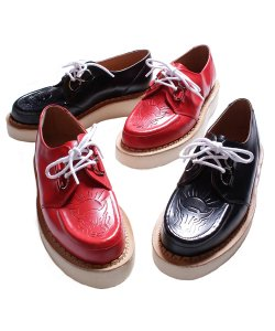 "GEORGE COX×RALEIGH<br>【 RALEIGH LONDONERS ""THREE SACRED TREASURES"" RUBBER-SOLED 】"