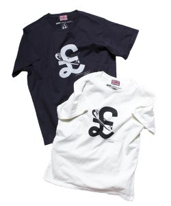 "RALEIGH / ラリー REDMOTEL / レッドモーテル<br>【 RALEIGH LONDONERS ""&#163; STERLING"" T-SHIRTS 】"