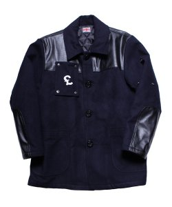 "RALEIGH:REDMOTEL<br>【 RALEIGH LONDONERS ""&#163; STERLING"" DONKEY JACKET 】"