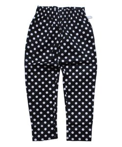 COOKMAN:クックマン(KIDS)<br>【 CHEF PANTS KIDS:DOTS 】
