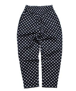COOKMAN:クックマン(UNISEX)<br>【 CHEF PANTS:DOTS 】