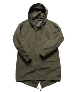 "RALEIGH/ ラリー REDMOTEL / レッドモーテル<br>【 RALEIGH LONDONERS ""SCOOTERIST"" MODS PARKA 】"